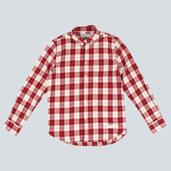 PENFIELD-PEARSON SHIRT-RED