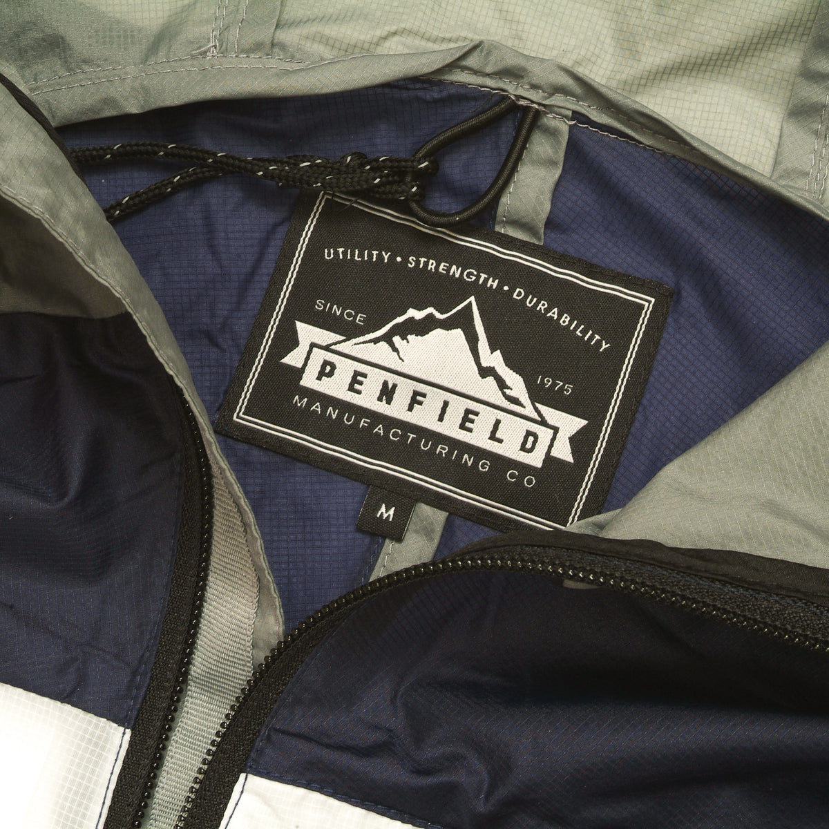 Penfield - Cranford Colourblocked Jacket - Navy