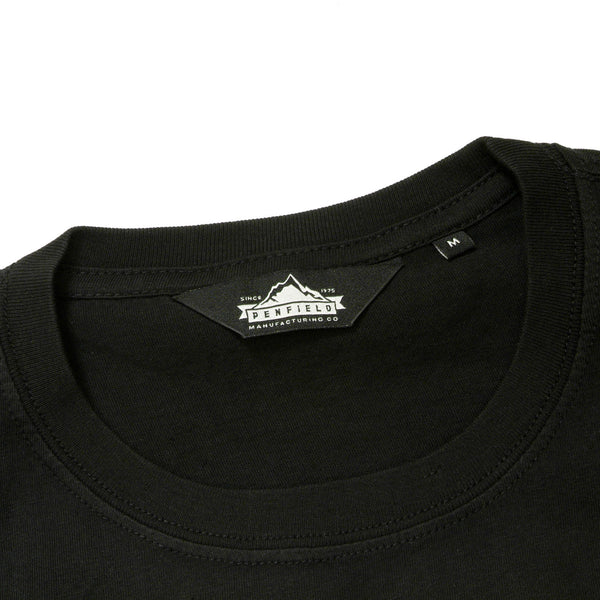 PENFIELD - KEMP TEE - BLACK