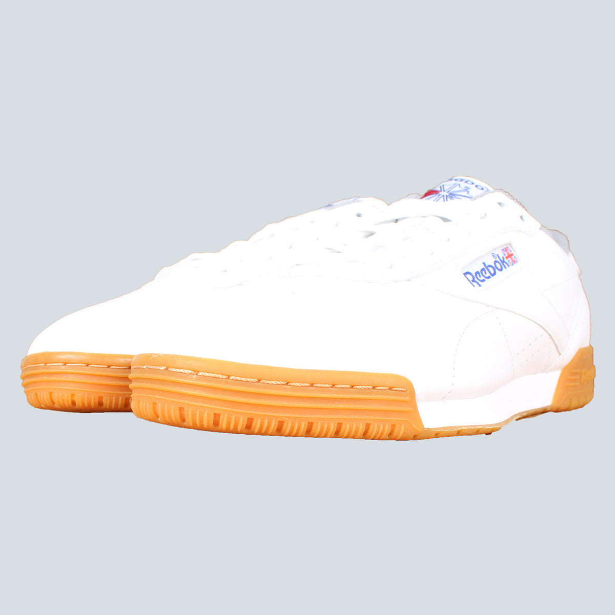 Reebok - Exofit Lo - White/Royal/Tin Grey