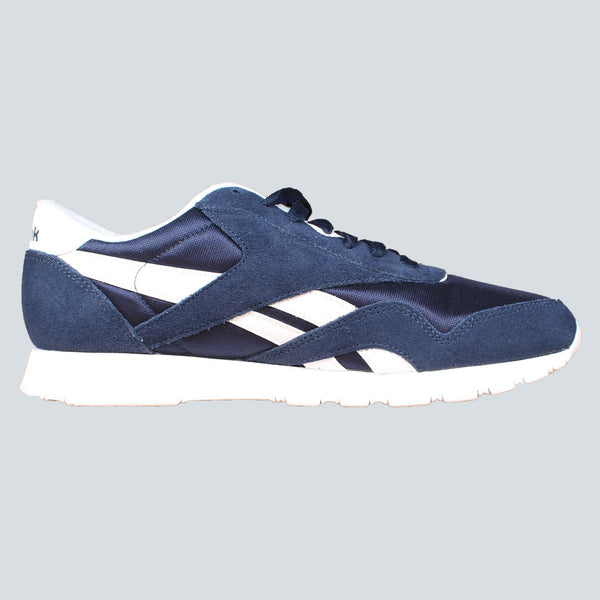 REEBOK-CL NYLON-COLLEGIATE NAVY/WHITE