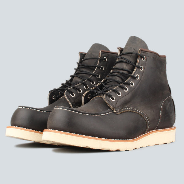 Red Wing Classic Moc Toe - Charcoal