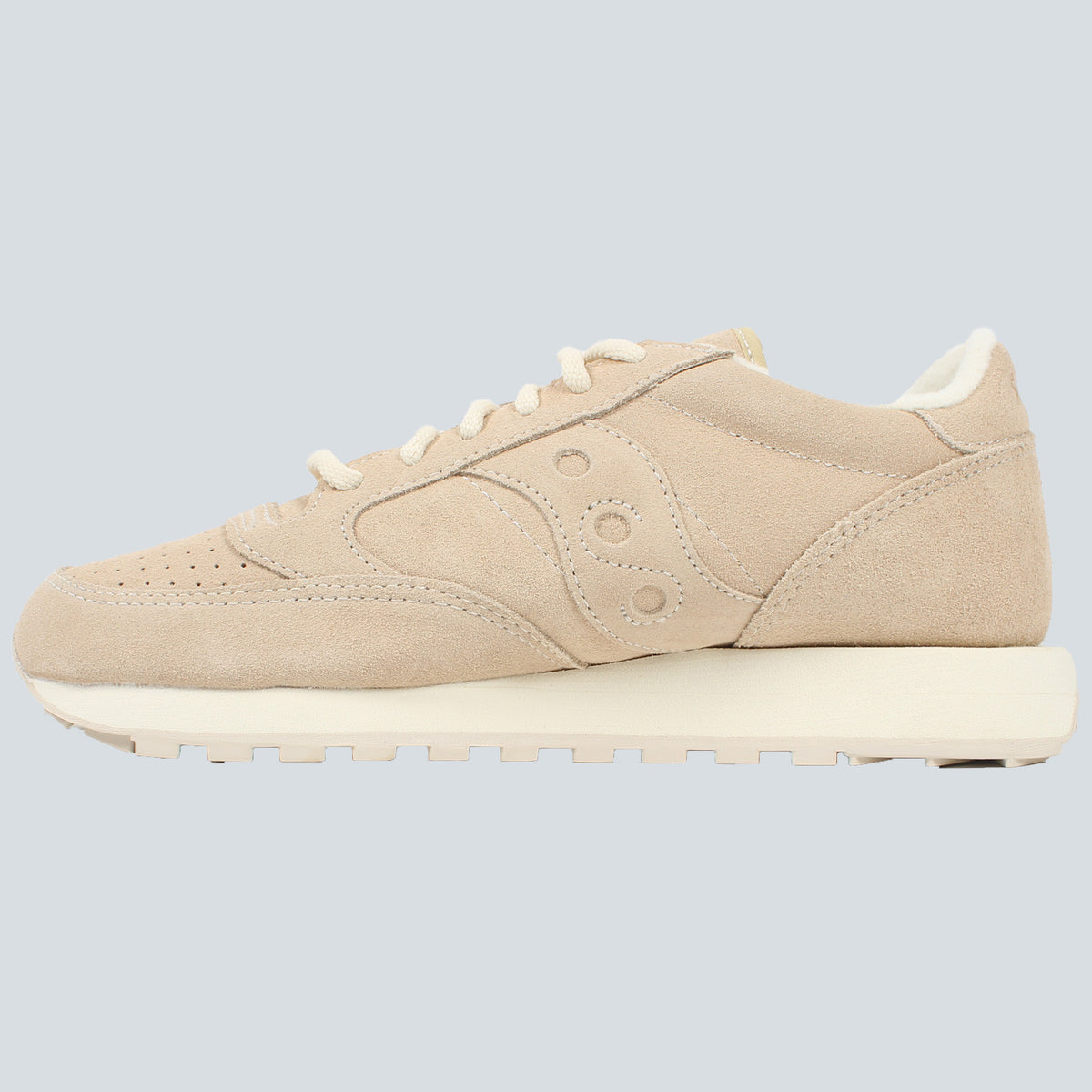 Saucony - Jazz Original Suede - Cream