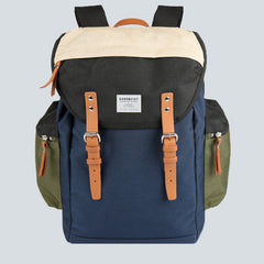 Sandqvist Lars Goran Backpack - Multi Colour