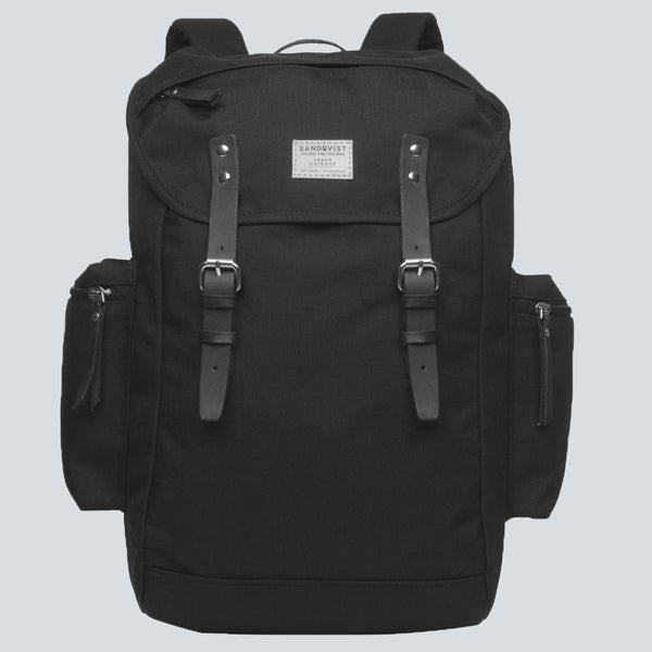 Sansqvist Lars Goran Backpack - Black