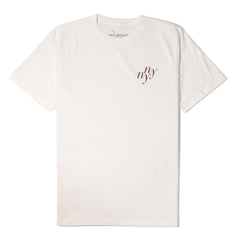 SATURDAYS NYC - NY NY TEE - IVORY