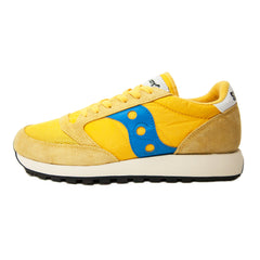 SAUCONY - JAZZ ORIGINAL - YELLOW/NAVY