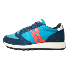 SAUCONY - JAZZ ORIGINAL - NAVY/RED