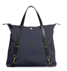 MISMO - M/S DAY PACK - CRISPY BLUE/BLACK