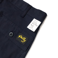 STAN RAY - SLIM FIT 4 POCKET FATIGUE - NAVY