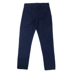 VETRA - TWILL FATIQUE PANT - NAVY