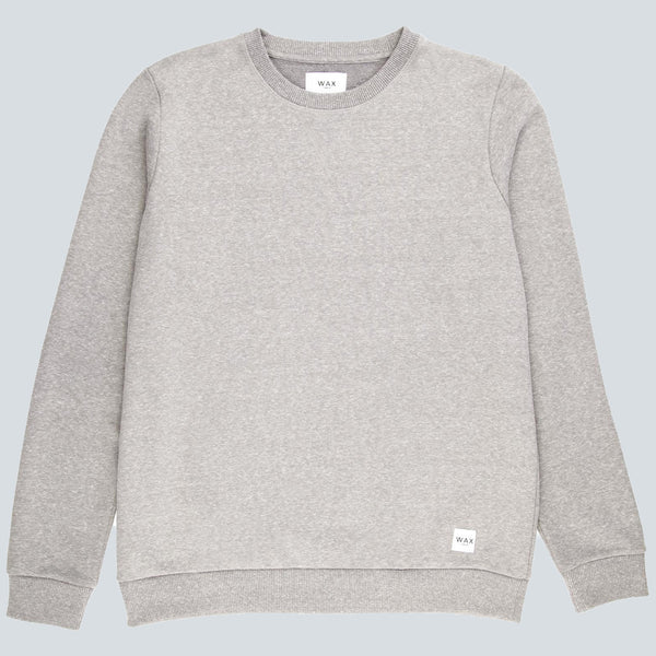 WAX - NEWPORT SWEAT - GREY
