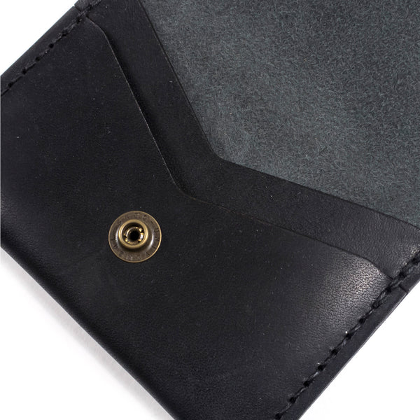 WINTER SESSION - SNAP WALLET - BLACK