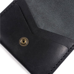 WINTER SESSION - SNAP WALLET - BLACK DUBLIN