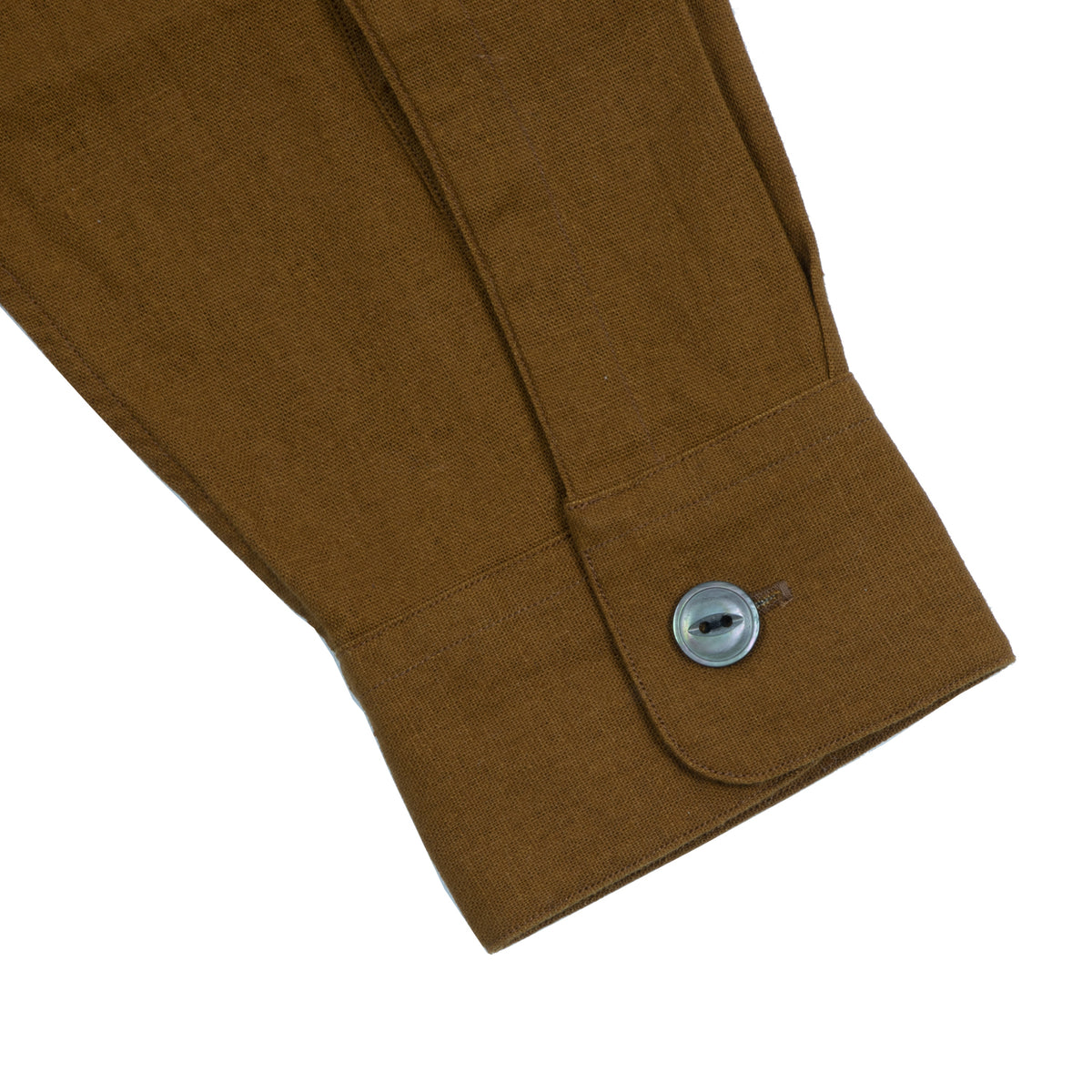 Fujito - Fatigue Shirt - Nut Brown