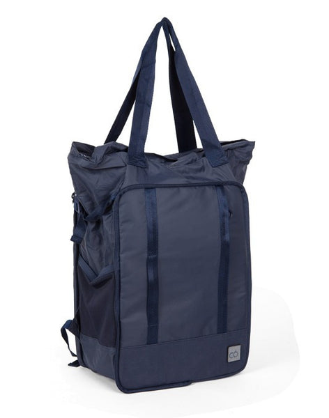 C6 - PACKAWAY TOTE BAG - NAVY RIPSTOP
