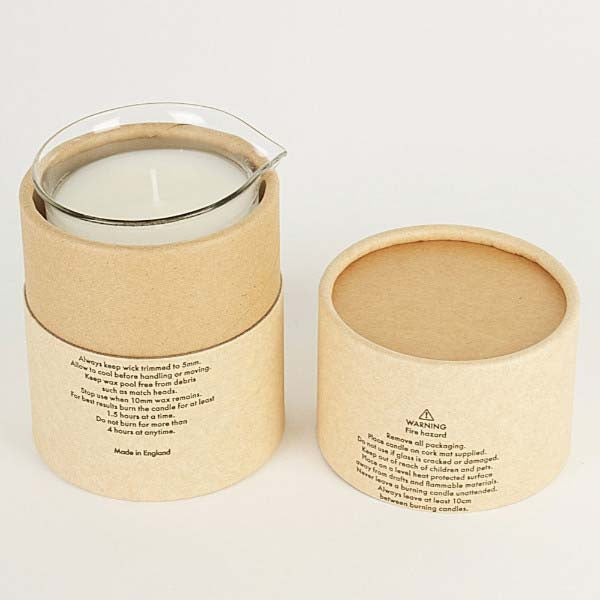 laboratory perfumes gorse candle - candle in the box