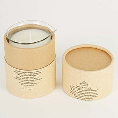 laboratory perfumes samphire candle - candle in box