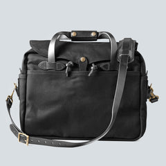 Filson Briefcase Computer Bag - Black