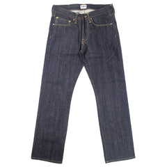 EDWIN - ED47 RED LISTED SELVAGE - DENIM BLUE