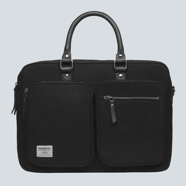 Sandqvist Arne New Bag - Black
