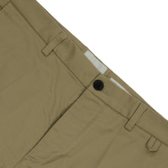 A.B.C.L. - Officer Gabardine Trousers - Sand