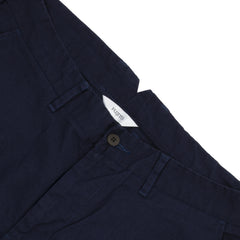 Fujito - Tapered Trousers - Navy