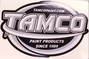 Tamco Paint Stickers