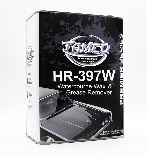 HR397W Waterbourne Wax & Grease Remover