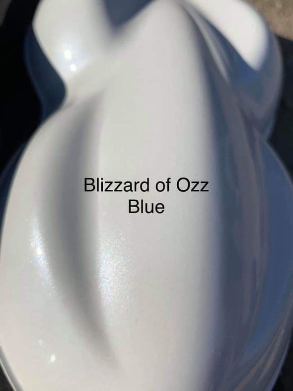 Blizzard Of Ozz White Pearl Series