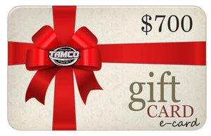 Tamco Paint- Gift Cards