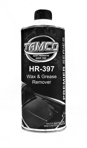 HR397 Wax & Grease Remover
