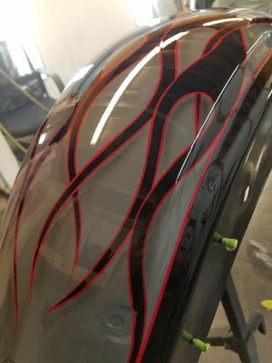 Brush FX Pinstriping Series