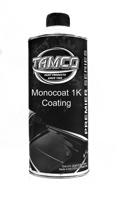 MonoCoat 1K Direct to Rust