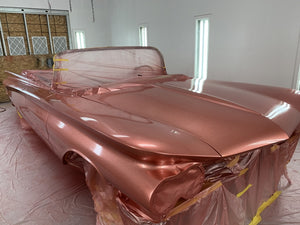 Rose Gold Metallic
