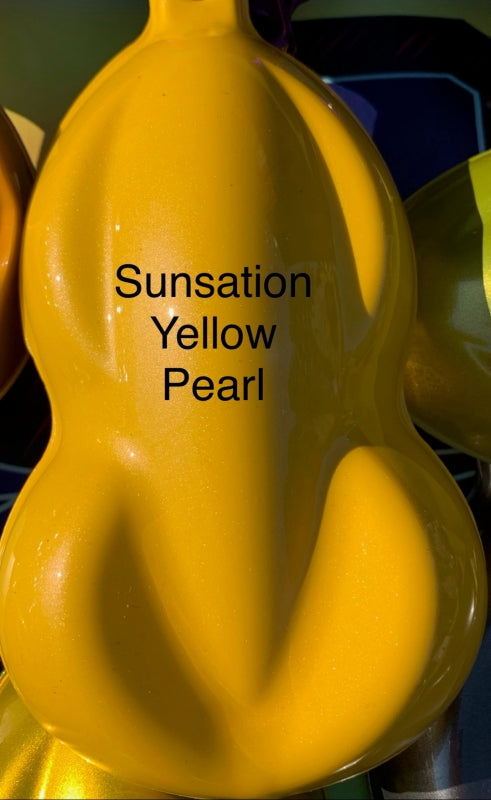 Sunsation Yellow Pearl