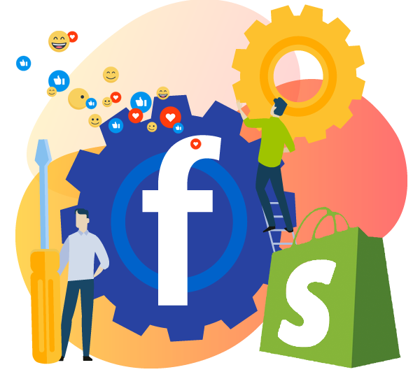 Social Media Integration Services for Shopify Store