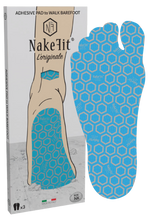 Load image into Gallery viewer, NAKEFIT BLUE - 3 pairs