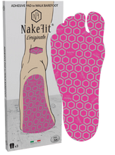 Load image into Gallery viewer, NAKEFIT PINK - 3 pairs