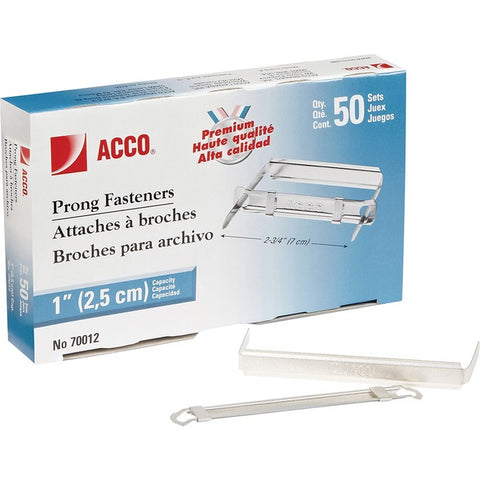 ACCO Brands Corporation Premium Prong Fasteners
