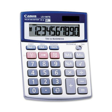 Canon, Inc LS100TS Desktop Calculator