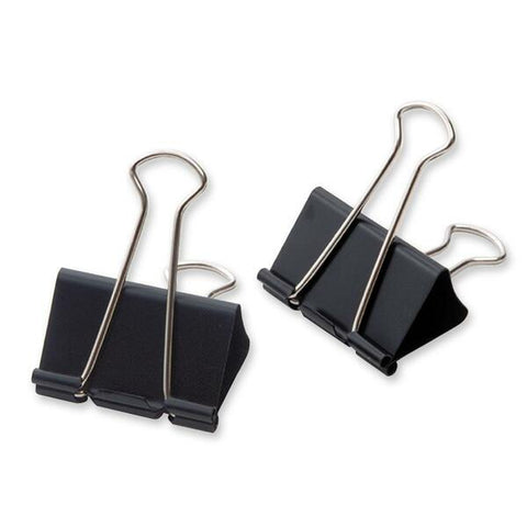 Acme United Corporation Sure-Grip Triangular Fold Back Binder Clip