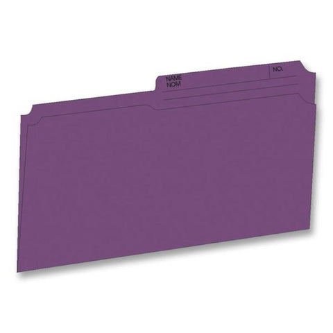 ACCO Brands Corporation Colored Top Tab File Folder