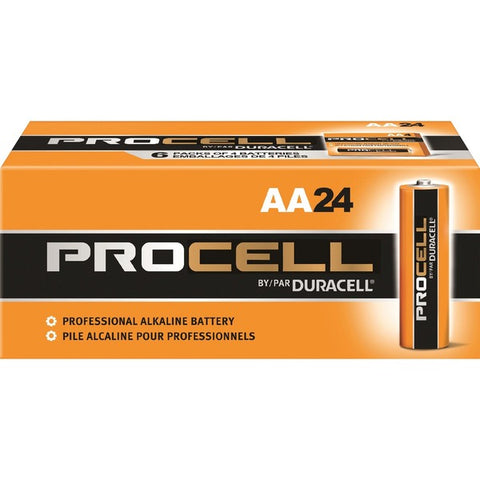 Duracell Inc. Procell Alkaline AA Battery - PC1500