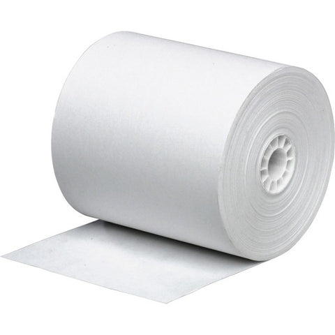Business Source Single-ply 150' Machine Paper Rolls