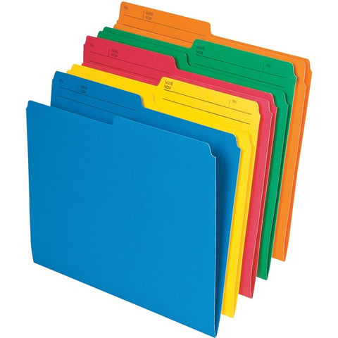 TOPS Products Top Tab File Folder