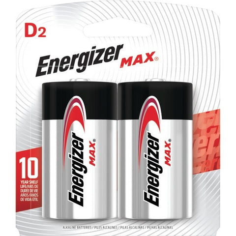 Energizer Holdings, Inc Max Alkaline D Batteries