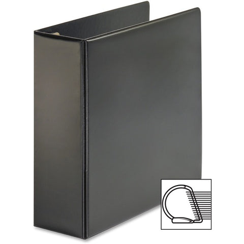 TOPS Products EasyOpen Locking Slant-D Ring Binder