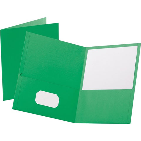TOPS Products Twin Pocket Letter-size Folders