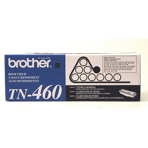 Brother DCP-1200 1400 HL-1230 1240 1250 1270N 1435 1440 1450 1470N PPF-4100 4750 4750E 5750 MFC-P2500 8300 8500 8600 8700 9600 9700 9800 High Yield Toner Cartridge (6000 Yield)